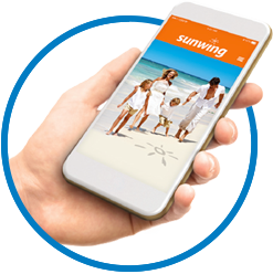 Download the Sunwing App